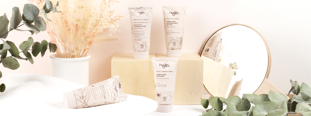 Quelle crème visage NAJEL est faite pour vous ?