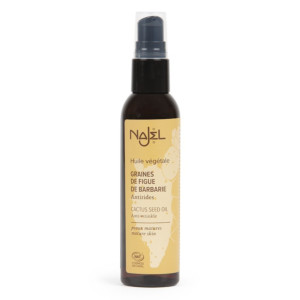 Huile de graines de figue de Barbarie - 80 ml