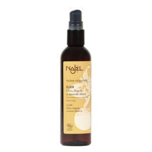 Élixir aux trois huiles 125 ml parfum néroli
