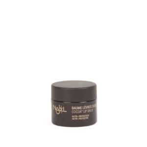 Baume à lèvres parfum naturel de cacao - 10 ml
