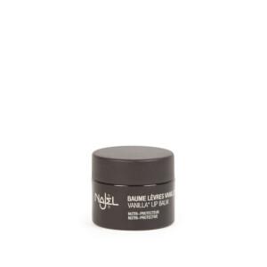 Baume à lèvres parfum naturel de vanille - 10 ml