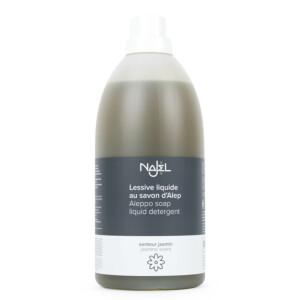 Lessive liquide au savon d'Alep parfumée au jasmin NAJEL 2 L