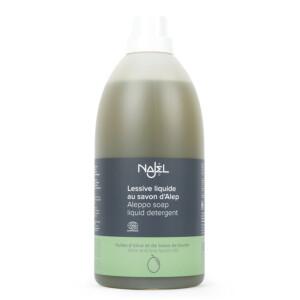 Lessive liquide au savon d'Alep sans parfum NAJEL 2 L