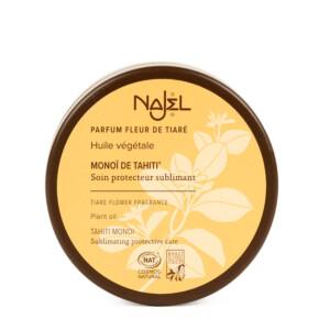 Monoï de Tahiti à la fleur de Tiaré certifié Cosmos Natural 125 ml