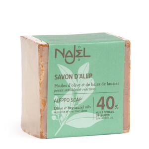Savon d'Alep 40% HBL - 185 g