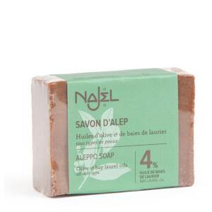 Savon d'Alep 4% HBL - 155 g