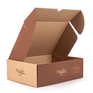 Boîte cadeau Najel - face