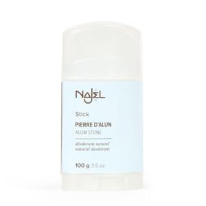 Pierre d'alun en stick NAJEL 100 g déodorant naturel