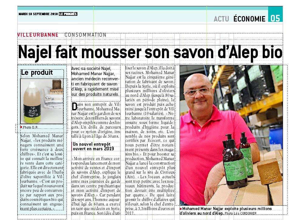Le-Progrès-najel-savon-alep